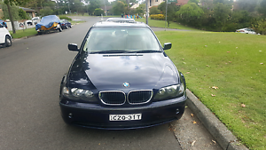BMW 318i 2004 Forestville Warringah Area Preview