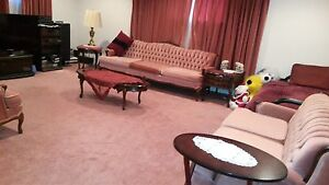 Furnished Bilevel for rent