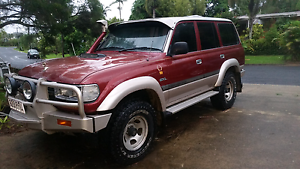 1993 80 SERIES LANDCRUISER WITH 6.5 LTR V8 CHEVY DIESEL ENGINE Earlville Cairns City Preview
