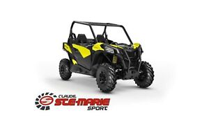 2018 Can-Am Maverick Trail DPS Maverick Trail DPS 1000
