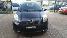 2008 Toyota Yaris YR 08 Upgrade Hatchback Waratah Newcastle Area Preview