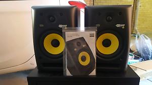 KRK Rockit 6s pair Maroochydore Maroochydore Area Preview