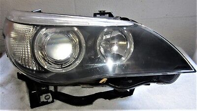 04 05 BMW 5 SERIES RIGHT AFS XENON HID Headlight OEM ALL INTACT USED COMPLETE for sale  Los Angeles