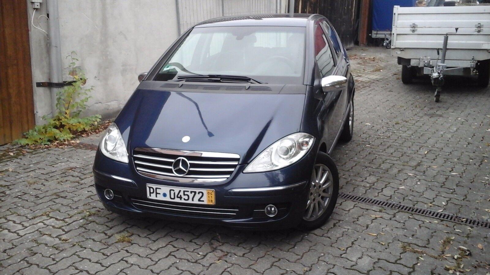 Mercedes A200 CDI 1 Hand Scheckheft Avantgarde