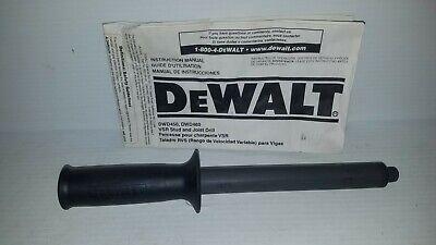 Dewalt Attachment Handle For Stud Joist Drill Dwd450 Or Dwd460