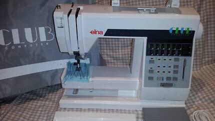 Elna Sewing Machine Club 5000