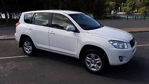 2012 Toyota RAV4 Cruiser Auto 4x4 MY12 with reversing SENSORS Palm Beach Gold Coast South Preview