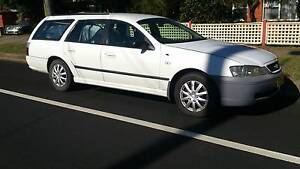 2003 Ford Falcon Wagon Woolloomooloo Inner Sydney Preview