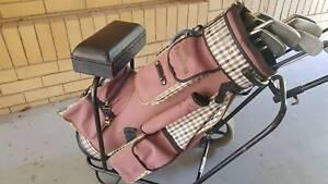 Mens RH Golf Club/Bag/Buggy,, Starter Set.. Howson/Nike