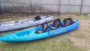 Viking kayaks Kilcoy Somerset Area Preview