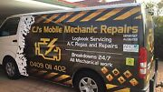 CJ'S MOBILE MECHANIC REPAIRS and AIR CON REGAS from $149 Connolly Joondalup Area Preview