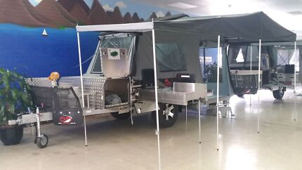 New Cub brumby camper trailer.  Blair Athol Port Adelaide Area Preview