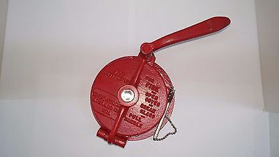 Kidde - Fenwa Fire Extinguisher Cover W Striker No Glass 894e3 Fs Usa