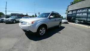 2011 SUBARU FORESTER WAGON AWD