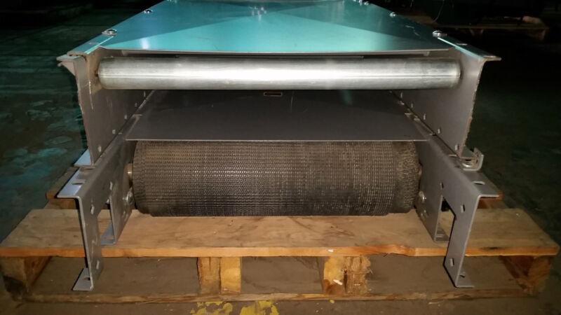 FKI Logistex Roller Conveyer  # 825484MAF