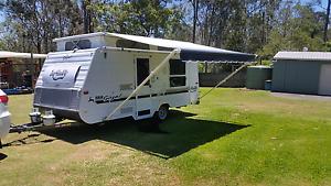Gazal Infinity Caravan Camira Ipswich City Preview