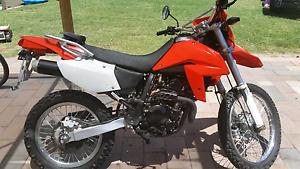 XY 400 Dirt Bike Alice Springs Alice Springs Area Preview