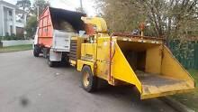 Ridgepro Services - Wood chipper (mulcher hire) cheap rates Ermington Parramatta Area Preview