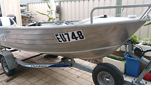 Savage 3.8m 2013 mercury seapro 25hp dinghy Cannington Canning Area Preview