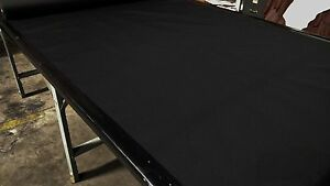 BLACK BALLISTIC 1050D NYLON FABRIC 60