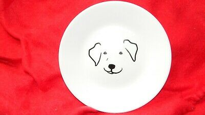 CORELLE MY BEST FRIEND DOG MAX GOLDEN RETRIEVER PLATE 6&3/4 INCH FREE USA