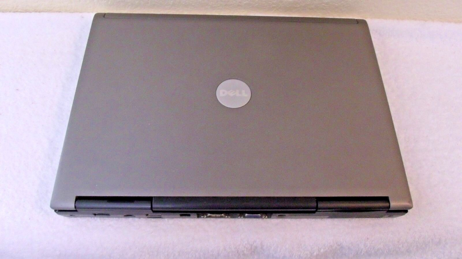 Dell Latitude D531 1gbRAM DUO AMD-R@1.99GHz 80GB HD, Battery,AC,Win 7 Home