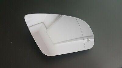 Original Mercedes CLS C257 Außenspiegel Spiegelglas Rechts Totwinkel A0998100616