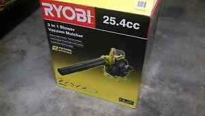 New Ryobi 3 in 1 Blower Vacuum and Mulcher Redbank Plains Ipswich City Preview
