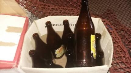 XXXX Beer Bottles.home brew,keg,house,garden,tools,hobbies,rum.