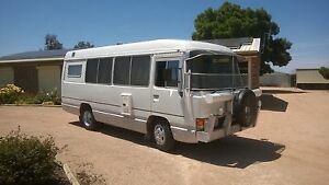 1985 Toyota Coaster Motor Home Renmark North Renmark Paringa Preview