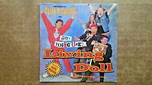 Cliff Richard and the Young Ones...Living Doll 12'' Vinyl Record LP
