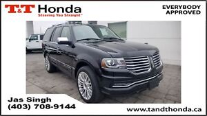 2016 Lincoln Navigator Select* Rear Camera, Leather, Heated Seat