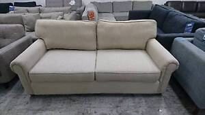 CHARLOTTTE 3 SEATER FABRIC SOFA - COMFY AND AFFORDABLE Richmond Yarra Area Preview