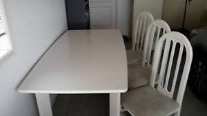 Dining Table and set of 6chairs Helensvale Gold Coast North Preview