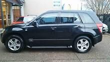 2008 Suzuki Grand Vitara Prestige 4x4 5 Door Wagon Automatic Waratah Newcastle Area Preview
