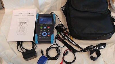 3.5 Inch Hd Coaxial Camera Tester Cctv Tester Monitor Hd Ahd Cvi Tvi 1080p .