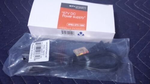 Veracity 57V Power Supply for Camswitch Plus VPSU-57V-1500 With Power Cord