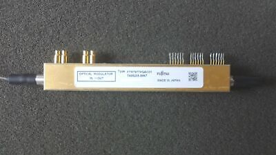 Fujitsu Dp-qpsk 100g Ln Single-drive Cl Band Optical Modulator Ln Ftm7977hqa