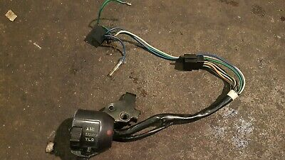 HONDA CG125 CB125S GL100 LH HANDLEBAR SWITCH CLUSTER TURN LIGHTS HORN