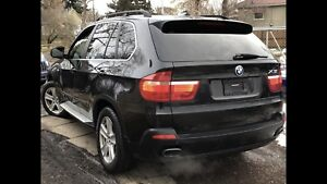 2007 BMW X5 Panoramic roof
