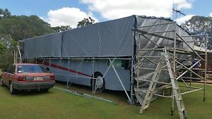 38ft Leyland bus Maryborough Fraser Coast Preview