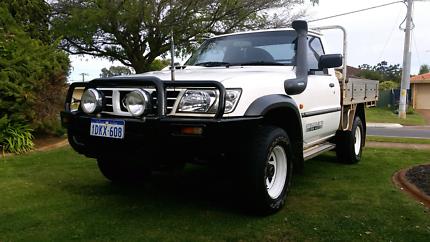 Nissan Patrol TD42ti