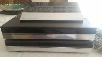 Vintage Bang & Olufsen receiver, preamp, amp, CD Player, Penta Speakers