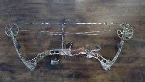 cabelas/parker compound bow and assesories