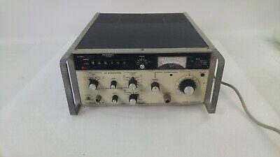 Wavetek Signal Generator Model 3003 Frequency 1-520 Mhz