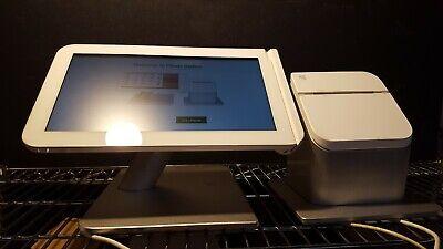 Clover 1.0 Pos System W Printer C100 P100 Merchant Locked See Details