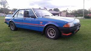 1983 Ford Falcon Sedan with 350HP solid roller cam 6 cylinder Ipswich Ipswich City Preview