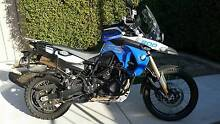2012 BMW F800GS With Heaps Of Extras, MAKE ME AN OFFER!!! Broadford Mitchell Area Preview
