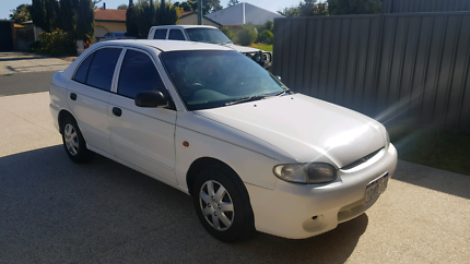 1997 Hyundai Excel,manual,recent service and timing belt kit Two Rocks Wanneroo Area Preview