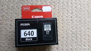 Canon Pixma 640 black catridge Lindfield Ku-ring-gai Area Preview